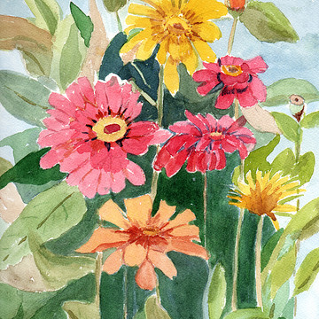 Dorothy Karle Griffith Art Collection