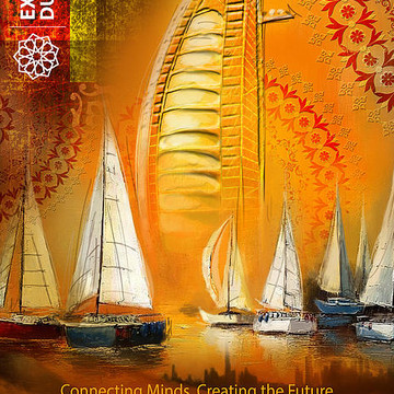 Dubai Expo Poster Collection Collection
