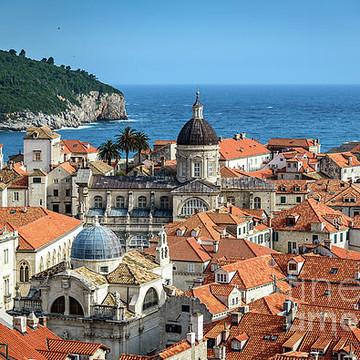Dubrovnik Croatia Collection
