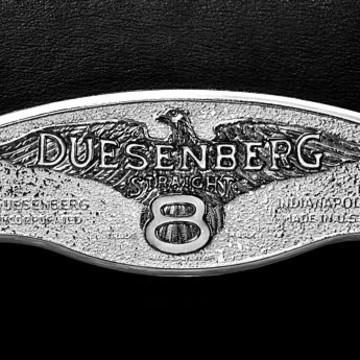 DUESENBERG - bw -  sepia - antique color - antique bw Collection