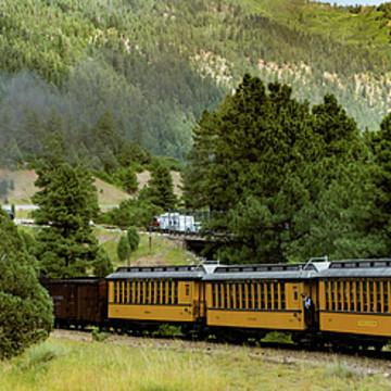 Durango-Silverton Narrow Gauge Railroad    Colorado Collection
