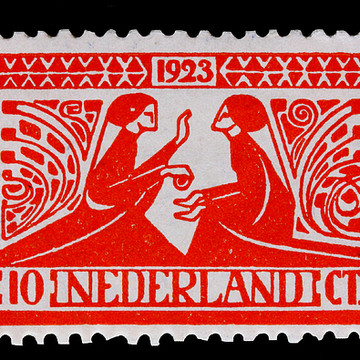 Dutch Postage Stamps Collection