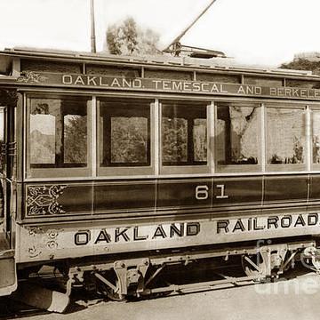 East Bay Oakland Alameda California Collection