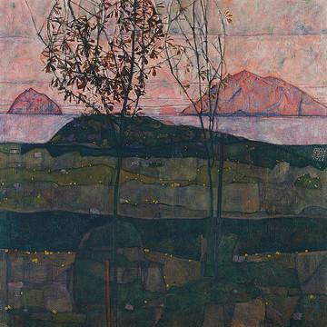 Egon Schiele Collection