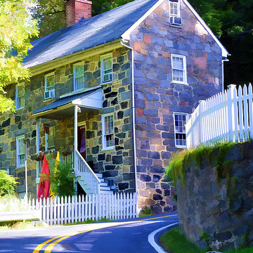 Ellicott City MD - Watercolors Collection