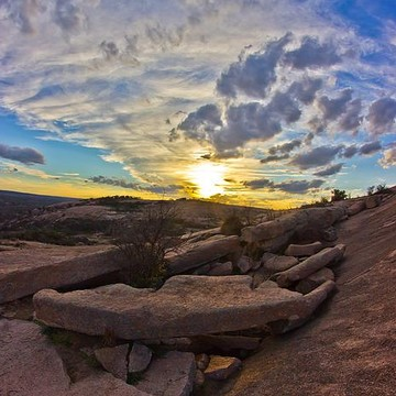 Enchanted Rock State Natural Area and Fredericksburg Texas Collection