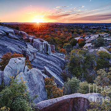 Enchanted Rock State Natural Area  Collection