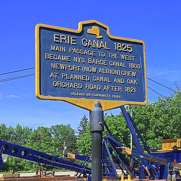 Erie Canal 1825 Collection