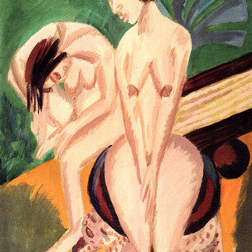 Ernst Ludwig Kirchner Collection