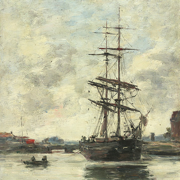 Eugene Boudin Collection