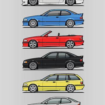 European Cars Collection