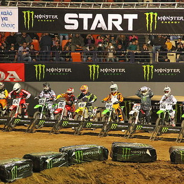 Events Sports - Athens Supercross 2012 Collection
