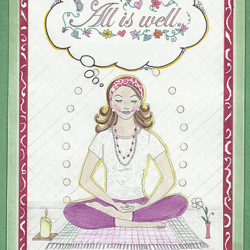 Everyday Greetings - Inspiration and Yoga Collection