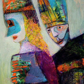 Expressionism Portraits Collection