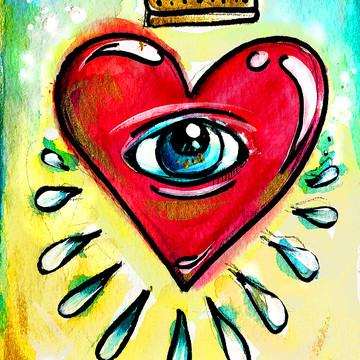 Eye Heart Art  Collection
