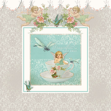 Fairies & Whimsey Collection