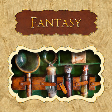 Fantasy - Magical Collection
