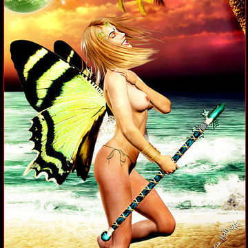 Fantasy Art - Nudity Collection