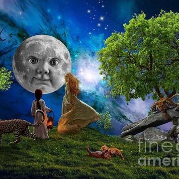 Fantasy Art by Monty Wright