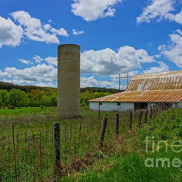 Farms Farming and Barns Collection