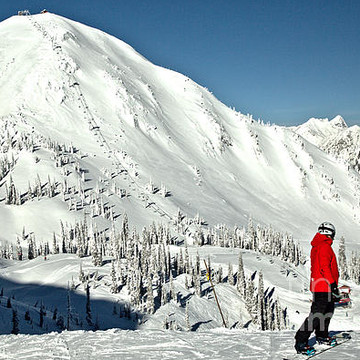 Fernie Ski Resort - British Columbia - Canada Collection