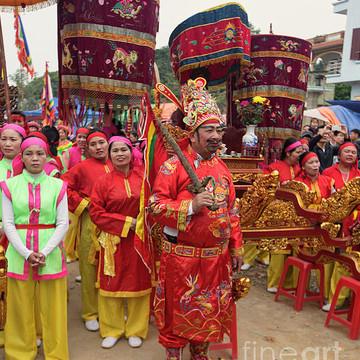 Festival Bac Ninh Honoring Quan Ho Collection