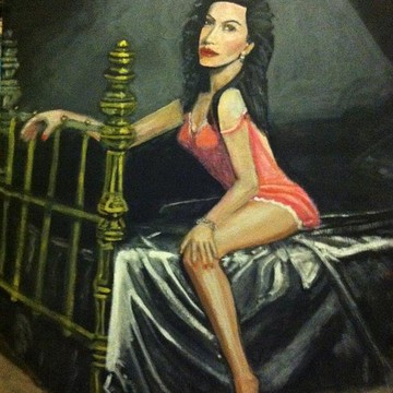 Fine art paintings by published artist Larry E Lamb. Collection