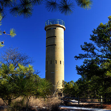 Fire Control Towers and Fort Miles