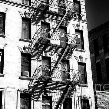 Fire Escapes Collection