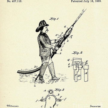 Firefighters Patents