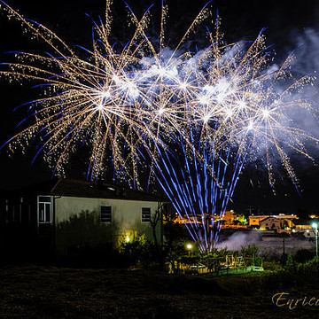 FIREWORKS in BORGHETTO - FUOCHI ARTIFICIALI A BORGHETTO S.S. Collection