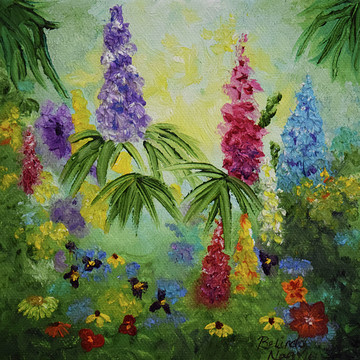 Floral Paintings Collection