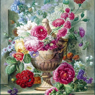 Florals of the Masters Collection