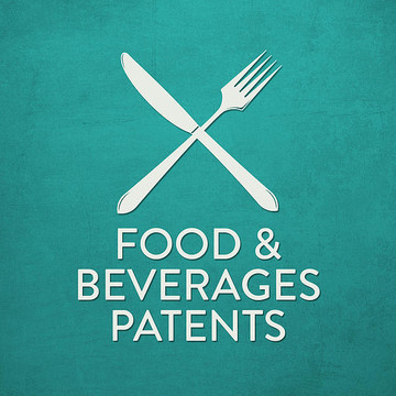 Food & Beverages Patents Collection