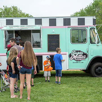 Food Trucks and Stands Collection
