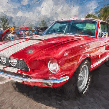 Ford Mustangs And AC Cobras Collection
