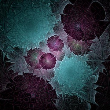 Fractal Abstracts