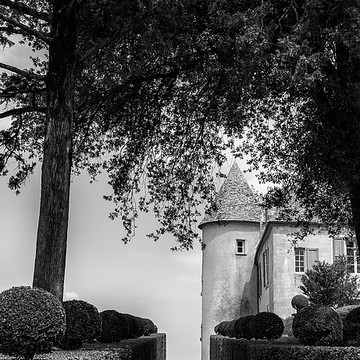 France - Black & White by GCF Photography Collection