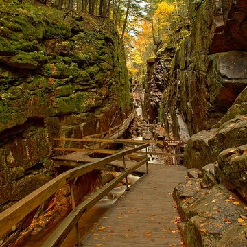 Franconia Notch - New Hampshire Collection