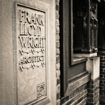 Frank Lloyd Wright - Triptych Collection