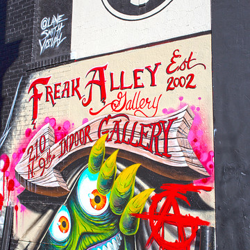 Freak Alley - Boise Idaho Collection