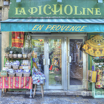 French Chic and Shops Collection