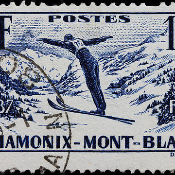 French Postage Stamps Collection