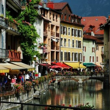 French Towns and Landscapes Collection