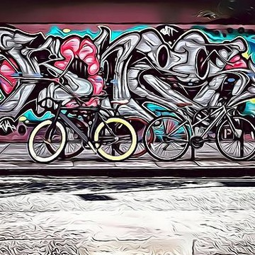 Full Color - Street Art - Graffiti Collection