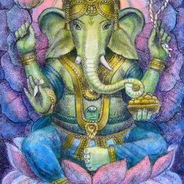 Ganesha Art Collection