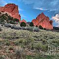 Garden Of The Gods - Colorado Collection