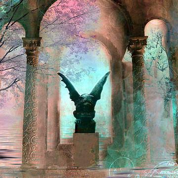 Gargoyles-Surreal-Fantasy Collection
