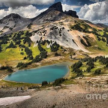 Garibaldi Provincial Park - British Columbia - Canada Collection