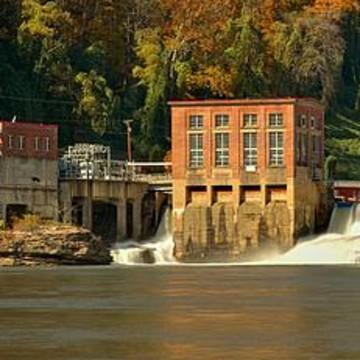 Gauley Bridge West Virginia Collection